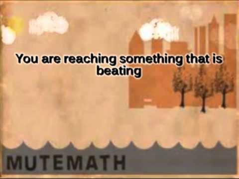 Mutemath-Noticed(with lyrics also in description)