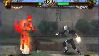 Naruto fight №1