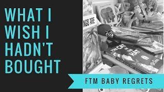MOM | Baby Items I Wish I Hadn