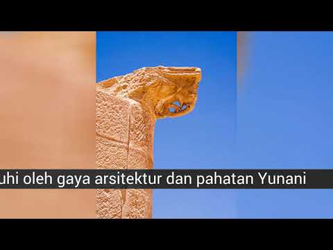 Keingintahuan terbaik Petra, kota mitos yang tersembunyi - 동영상