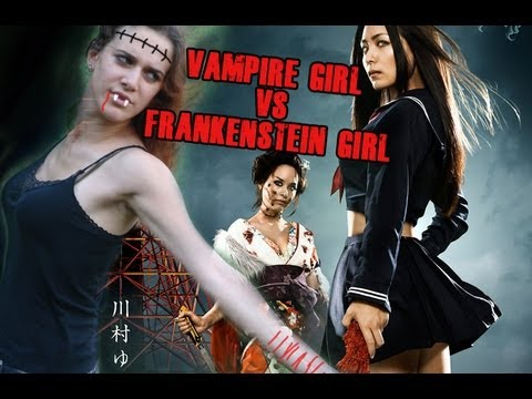 "Vampire Girl Vs. Frankenstein Girl RECENSIONE #20: ""..."