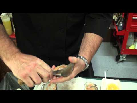 How to cook Cherrystone Clams with Christopher Logan -
