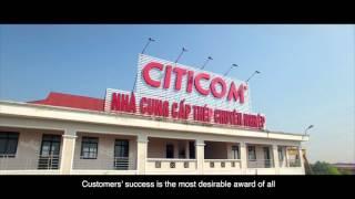 Citicom - Kết nối niềm tin Thép