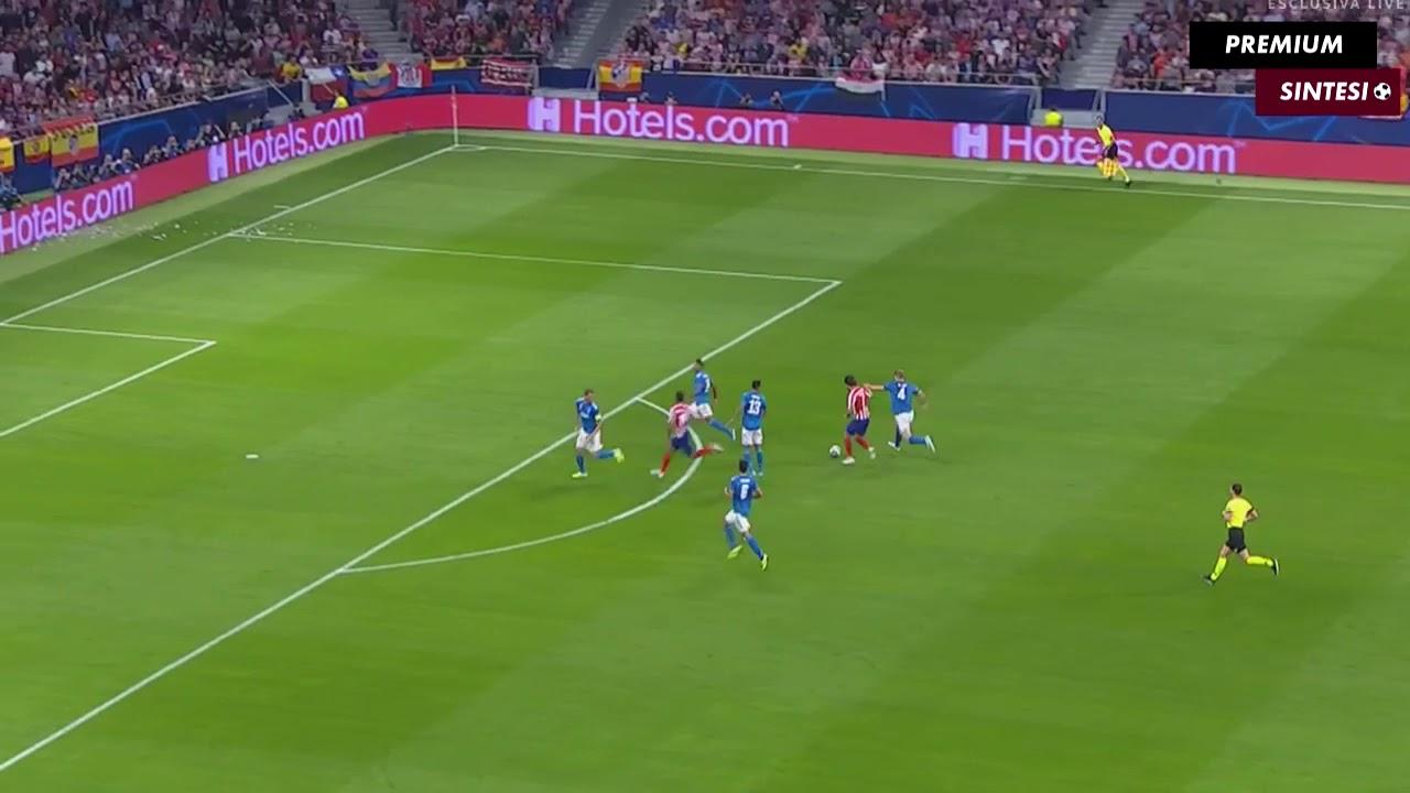 Atlеtіcо Маdrіd vs Јuvеntuѕ 2-2 Highlights & Goals 2019 HD