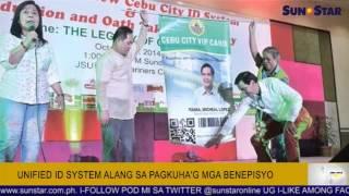 Unified ID system alang sa pagkuha'g mga benepisyo