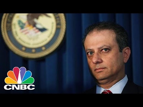 U.S. Attorney Preet Bharara Fired After Refusing To Resign | CNBC