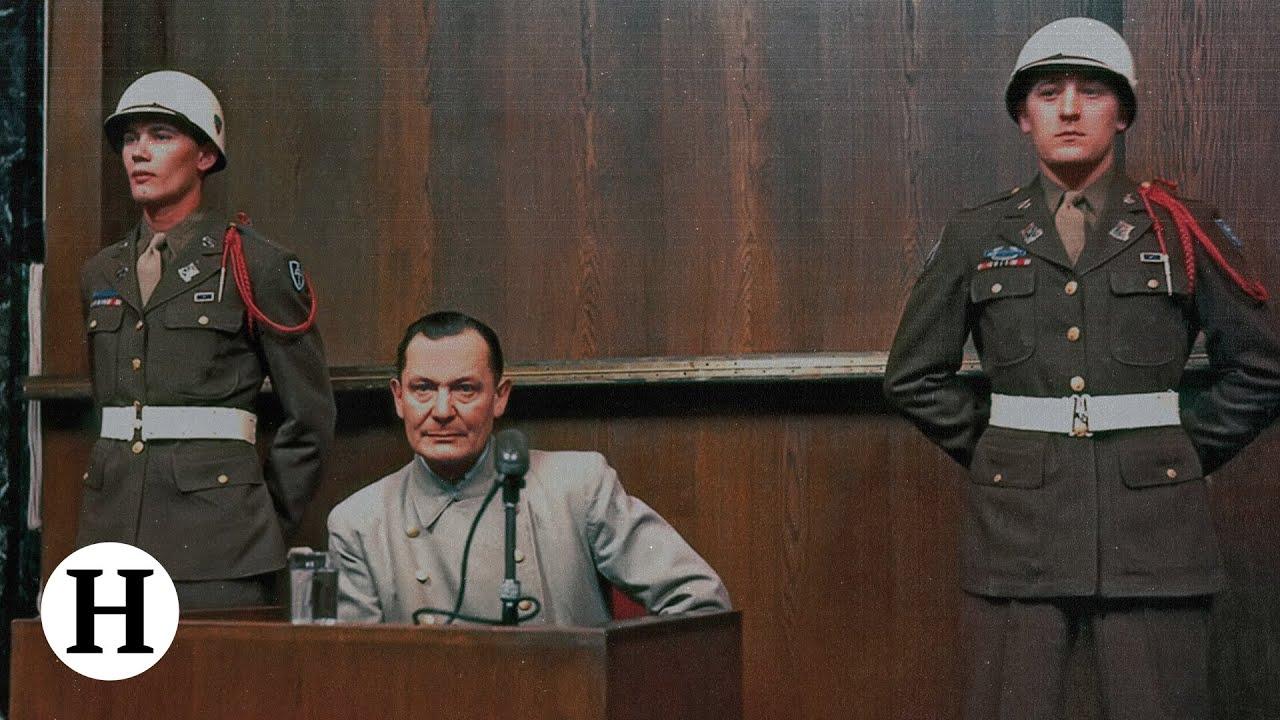 Ostatnia gra Goeringa Norymberga