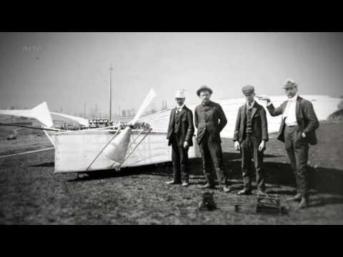 ARTE Doku - Pioniere am Himmel  -  Das Rätsel um den ersten Flug angeblich war alles anders