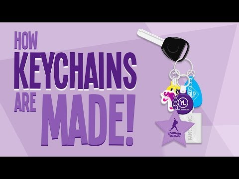 How Keychains are Made