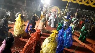 Chau Nritya।।छऊ नृत्य सिलफोड़ी।। गणेश वंदना भाग 2