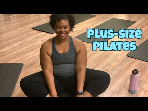 Plus-Size Pilates Workout