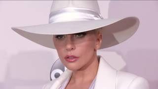 Lady Gaga Fashion Fashion - AMAs 2016