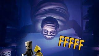 JE TAK OBŘÍ👨‍⚕️-8-Little Nightmares II