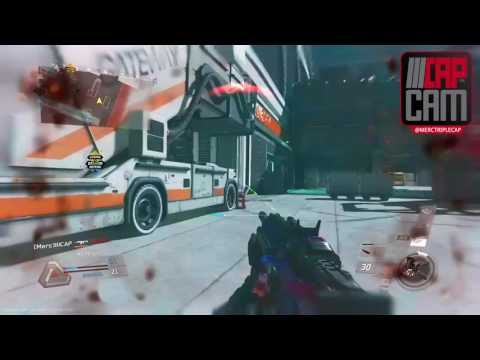Wrecking in Infinite Warfare