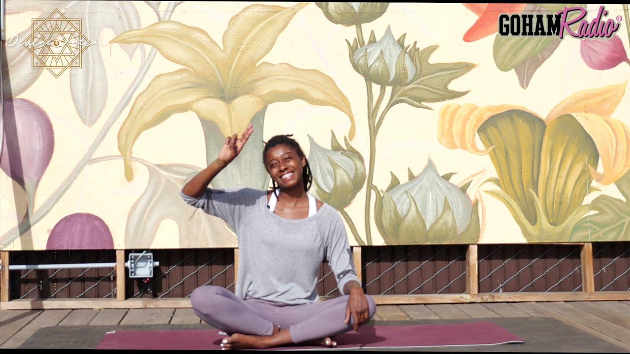 Sunrise Yoga with Divine Destini