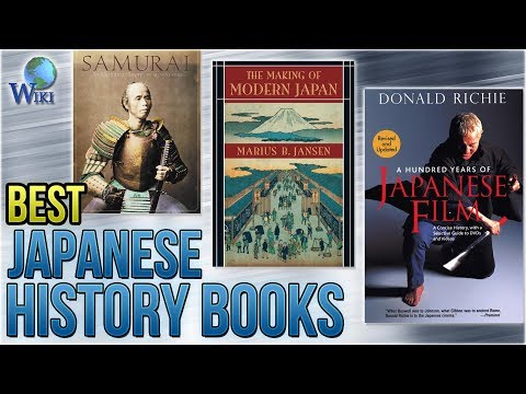 Top 10 Japanese History Books of 2019 | Video Review