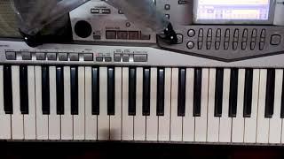 Airaa song Very Easy Megathoodham Song Keyboard Notes Megathoodham piano tutorial how to play tamil