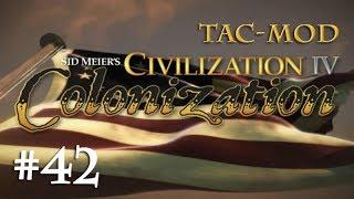 Lets Play Civ 4 Colonization (TAC) #42: Durchbruch bei Plymouth - Nouvelle-France (Deutsch)