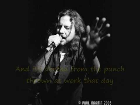 Pearl Jam - Unemployable (Lyrics)