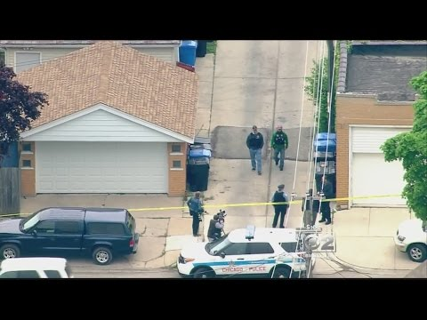 Bank Robbery Suspect Fatally Shot By Chicago Police In Archer Heights