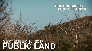 Public Land Day 3: Nebraska Bowhunt, Trial and Error | The Hunting Public