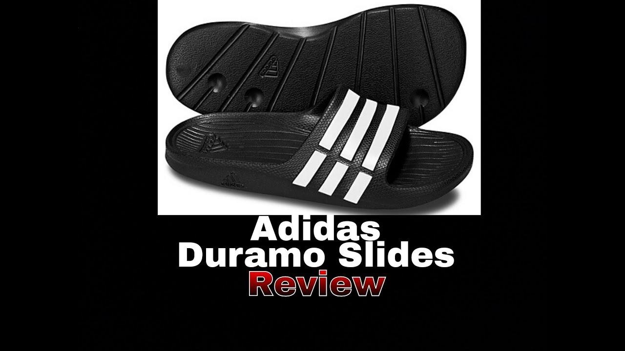 389740c0ce00 Adidas Duramo Slides Review