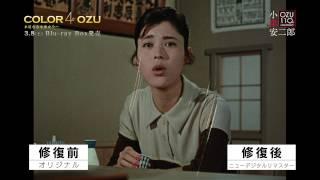 「Color 4 OZU~永遠なる小津カラー」小津安二郎監督カラー4作品 Blu-ra...