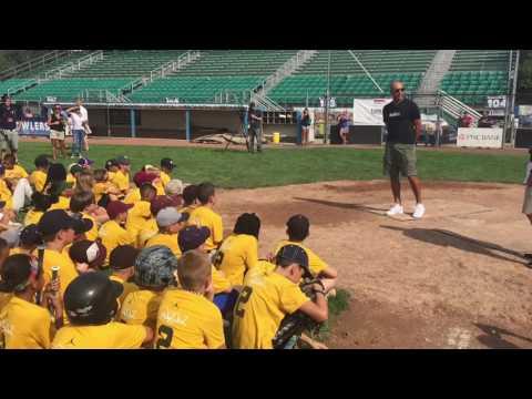 Derek Jeter speaks about his proudest moment