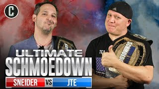 Jeff Sneider VS JTE - Movie Trivia Schmoedown Tournament Round 2