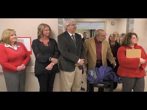 ER Ribbon Cutting:  Westfield Memorial Hospital