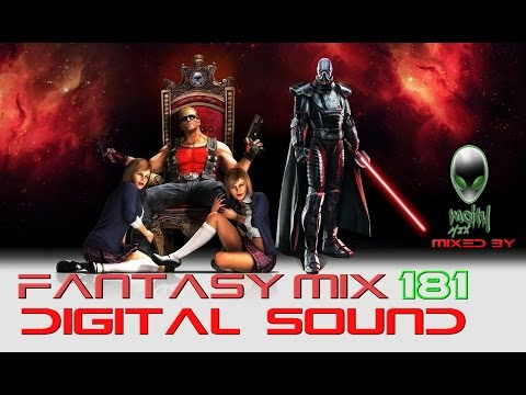 FANTASY MIX 181 - DIGITAL SOUND [mixed by: mCITY 2O16]