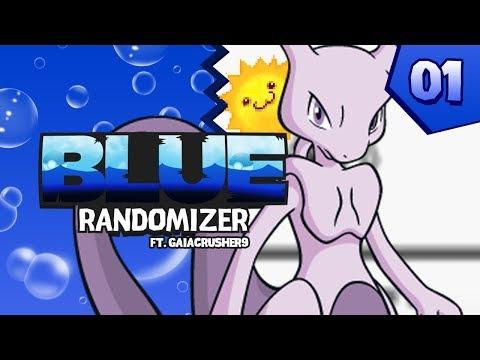Pokemon Blue Randomizer - Episode 1 - Hello And Welcome!