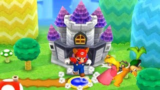 New Super Mario Bros. 2 Walkthrough - World 1 (All Star Coins)