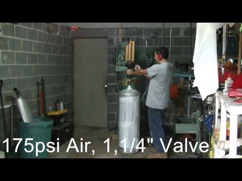 Homemade Boiler-Tube version Santa Fe 6 Chime Steam Whistle