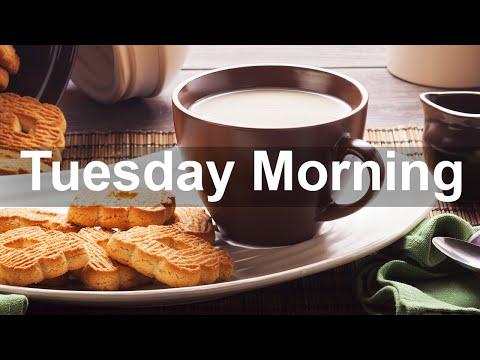 Tuesday Morning Jazz - Sweet Bossa Nova & Jazz Music for Autumn Day