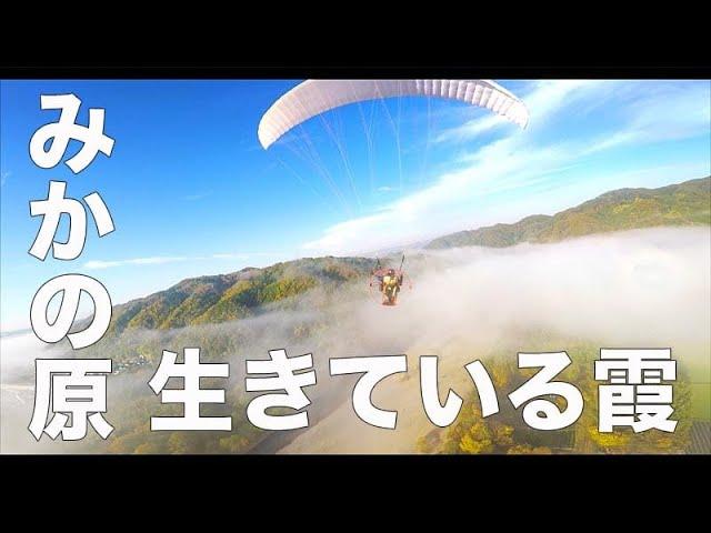 【みかの原・秋#157】「生きている霞」空撮・たごてるよし_Aerial_TAGO channel