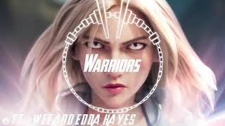 2WEI feat. Edda Hayes - Warriors(8D)-Imagine Dragons Cover From Leauge of Legends 2020