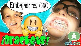 ¡¡Nos PONEMOS BRACKETS y nos vamos a GUATEMALA!! 😁 🇬🇹 ¡¡¡Nos nombran EMBAJADORES ONG EDUCO!!! 💌
