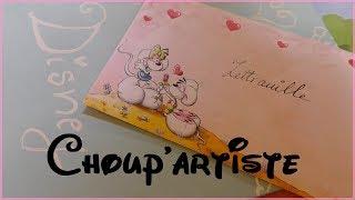 Choup'artiste - Les fans d'Amour Sucré vont adorer :p