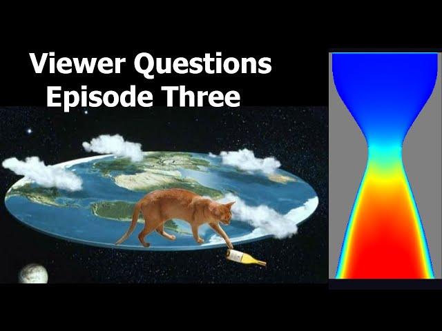 Viewer Questions Episode 3