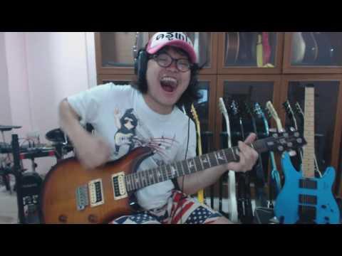 แป๚ะ-syndrome---พนักงานดับเพลิง---labanoon-guitar-cover