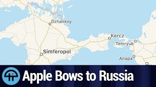 Gambar cover Apple Does Russia's Bidding