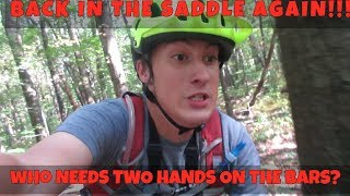 Mountain Biking Moraine State Park: Back in the Saddle Again!