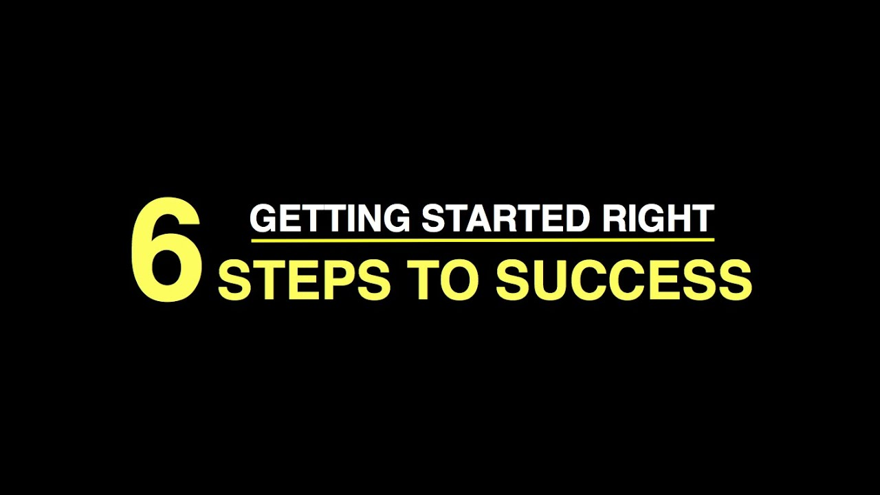 MyDailyChoice 6 Steps on launching your business!!!