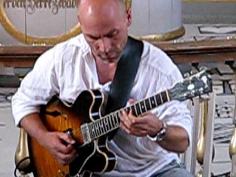 Blues. Klaus B. Jensen Duo. Part 2 of 3.