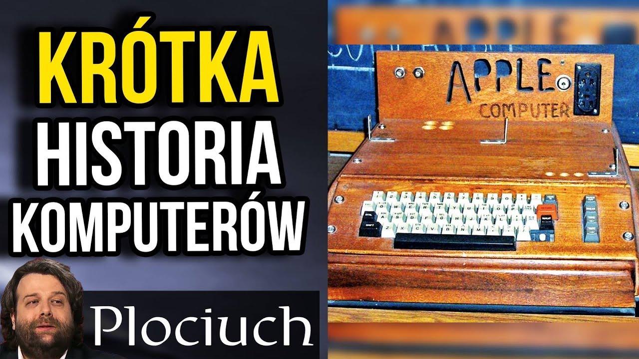 Krótka Historia Komputerów – Plociuch #601