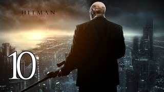 "Hitman Absolution Walkthrough - Part 10 ""Hospital Games"" (Xbox360/PS3/PC)"