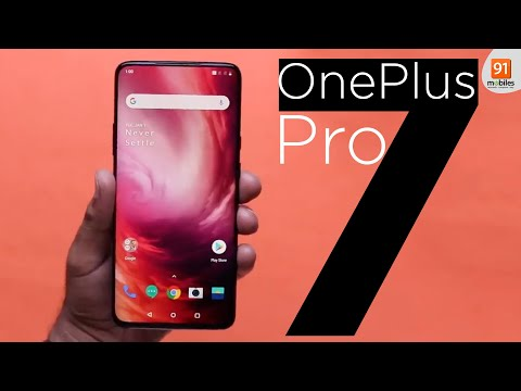 OnePlus 7 Pro: Unboxing | Hands on | Price Hindi हिन्दी