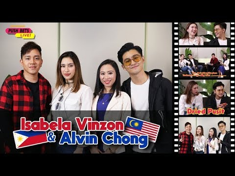 PUSH Bets Live ft. Isabela Vinzon and Alvin Chong