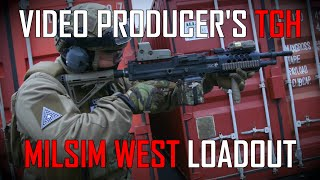 """The Producer's Tactical Gear Heads For """"MILSIM WEST"""" - Airsoft GI"""